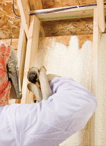 Corpus Christi Spray Foam Insulation Services and Benefits