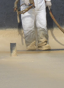 Corpus Christi Spray Foam Roofing Systems